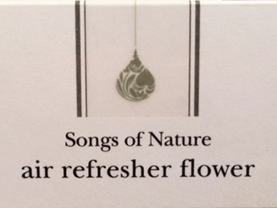 Air Refresher Flower