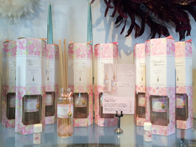 Reed Diffuser - Cherry Blossoms -