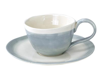 【MANUALLY 】CUP&SAUCER